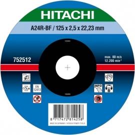115 mm dikte (mm) 2,5 asgat (mm) 22,2 25 stuks