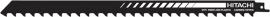 RS80 reciprozaagblad glasvezel en PVC 22mm 400 / 378,5L TPI 2 HM/TC (2 stuks)
