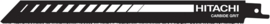 RC10 reciprozaagblad ceramiek 19mm 225 / 203,5L TPI 30 HM/TC (2 stuks)