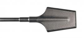 asfaltbeitel afmeting ( mm ) 75x110 x 400 met kraag