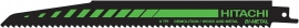 RD50B reciprozaagblad metaal + hout 22mm 225 / 203,5L TPI 6 Bi-Metal (3 stuks)