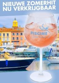 Piscine Saint Tropez Wijnglas