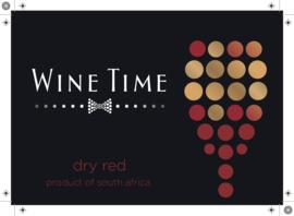 BIB  Winetime Dry Red 20 liter