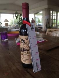 La Femme Elegante Wijnmeter