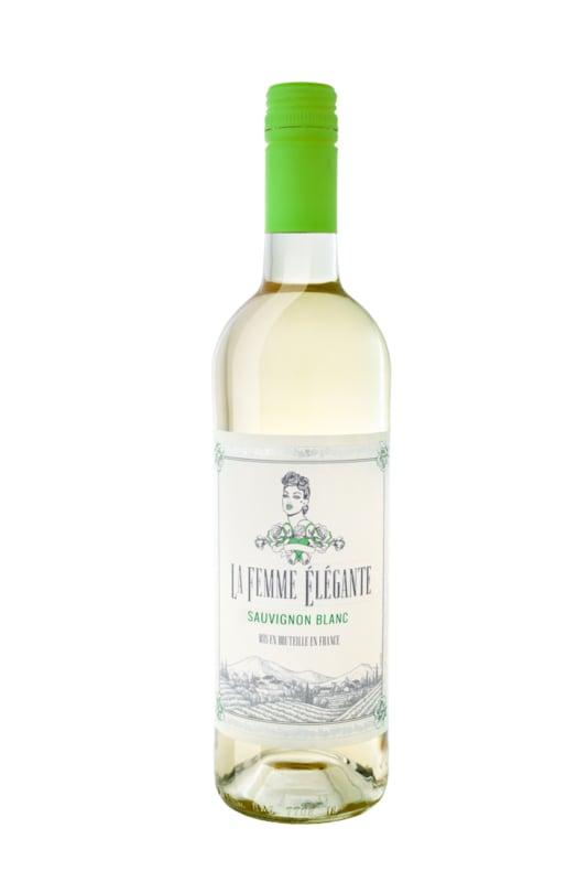 La Femme Elegante Sauvignon  Blanc    (6 stuks)