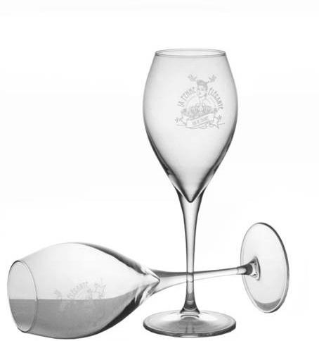 La Femme Elegante Wijnglas (6 Stuks)