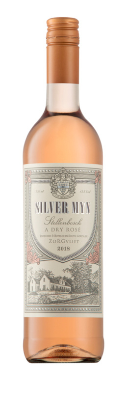 Silver Myn Rosé