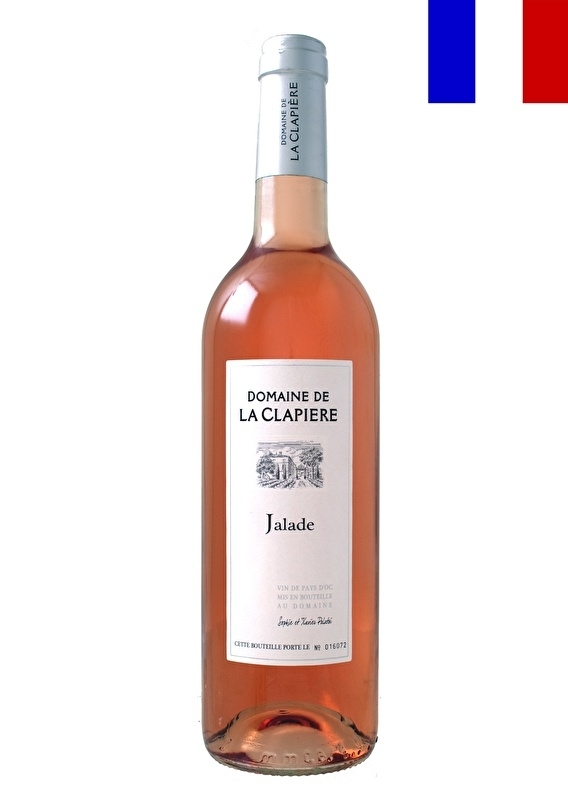 Domaine de la Clapiere - Jalada - Rosé