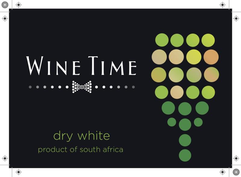 BIB  Winetime Dry White 20 liter