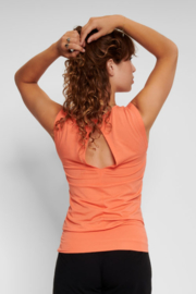 Bhav Yoga Top – Coral Kisses
