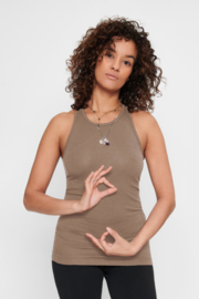 Prana Yoga Top - Earth