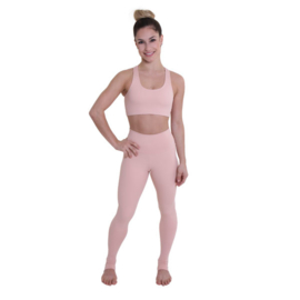 Ultra High-Waist Eco Leggings Petit Rose