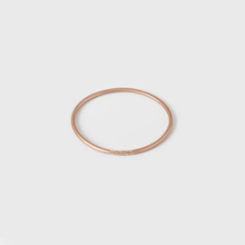 Copperleaf mantra armband - Dik  of Dun