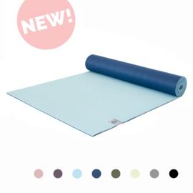 Love Generation - Premium  Yogamat 6mm - Divine Aqua  - Lichtblauw