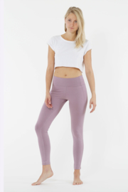 Yoga Leggings High LILAC