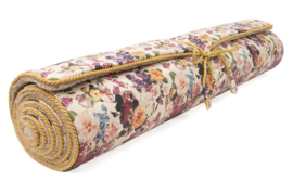 Yoga Rug Mat Floral