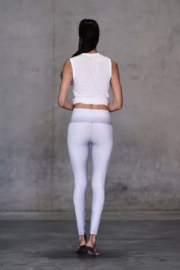 WHITE SNAKE BAREFOOT LEGGING