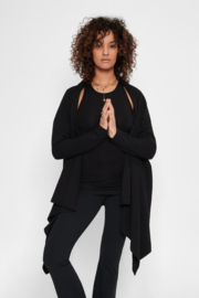 Yoga vest Wrap Top Wrap Me Up