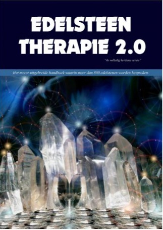 Leesboek Edelsteen therapie 2.0