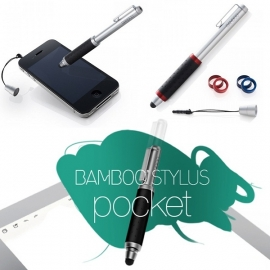 Wacom Bamboo Pocket Stylus