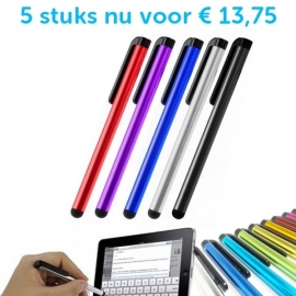 Ipad pennen set