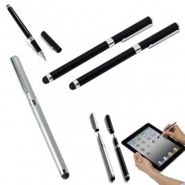 2 x Schreibkopf-Kugelschreiber Luxus