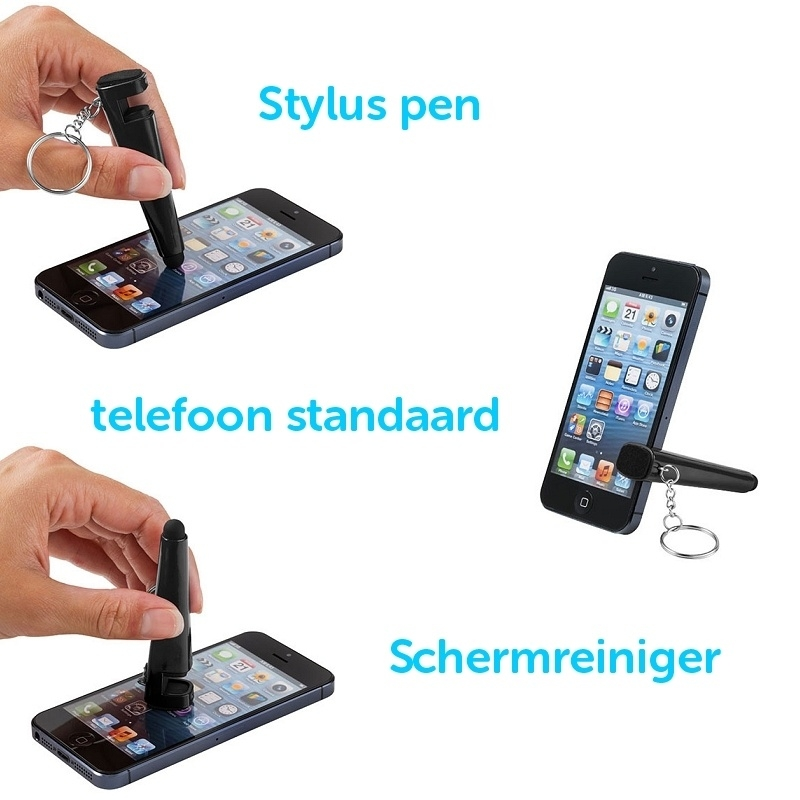 Stylus Pen 4 in 1