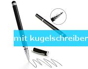 stylus pen 2 in 1 koop online touchscreen pennen met koord voor ipad
