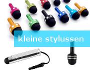 mini stylus pennen en iphone pennetjes voor telefoon
