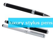luxe stylus pen en touchscreen pen ipad, relatiegeschenk pen