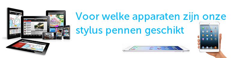 stylus pennen voor ipad en tablet