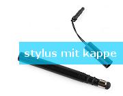 touchscreen pen met dop, stylus pen voor ipad en smartphone