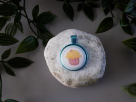 ketting hanger cupcake