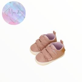 rose gold schoentjes
