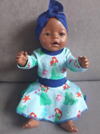 jurkje zeemeermin  pop