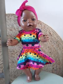 bb jurkje regenboog