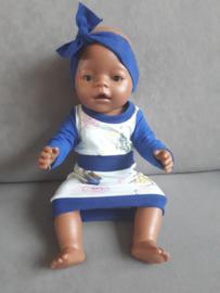 jurkje blue belle pop