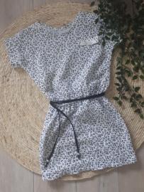 jurkje leopard wit