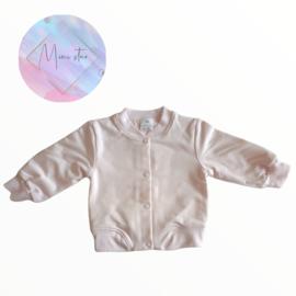 Basic jacket pink