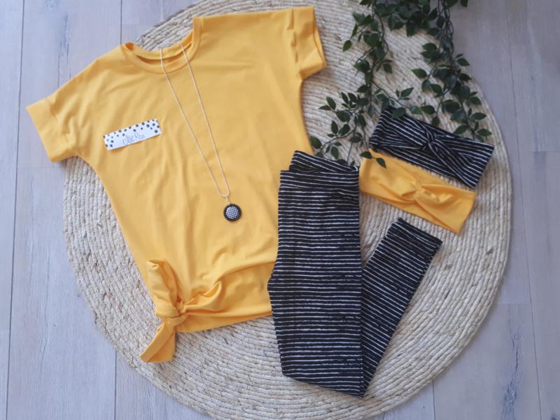 haarband yellow