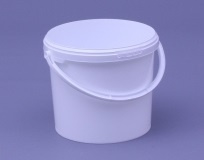 Emmer 5,7 liter PP