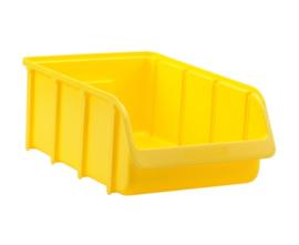 Stapelbak nr. 5 geel