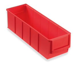 Stellingbak PP 300S rood