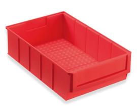 Stellingbak PP 300B rood