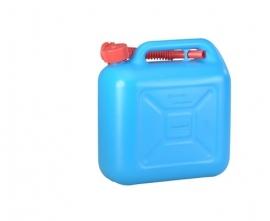 10 liter blauw