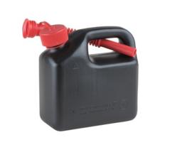 3 liter zwart