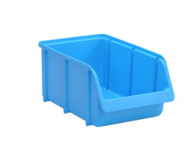 Stapelbak nr. 4 blauw