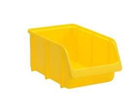 Stapelbak nr. 4 geel