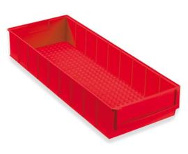 Stellingbak PP 500B rood
