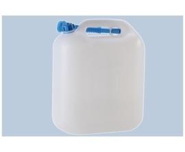 22 liter met tuit